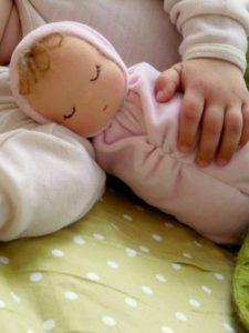 Куколка Сплюша