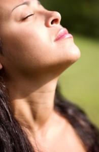 увядающая кожа шеи