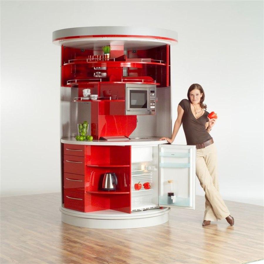 идея мини-кухня