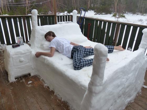 картинка дня зима
