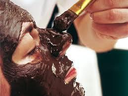 маска шоколад
