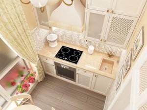 кухни 5 кв м16
