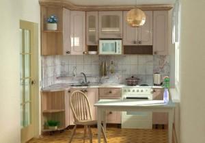 кухни 5 кв м17