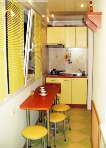 кухни 5 кв м24