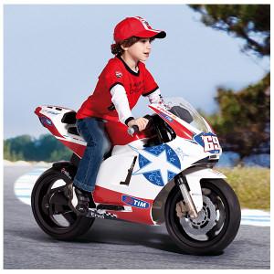 дети электромотоцикл