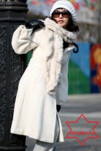 зимнее пальто---
