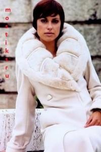 зимнее пальто-