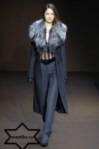 зимнее пальто--