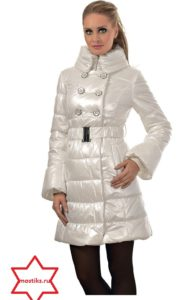 зимнее пальто-----