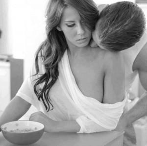 любовь завтрак