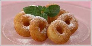 Рецепт самых вкусных пончиков