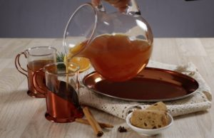 Зимний необыкновенно вкусный согревающий чай