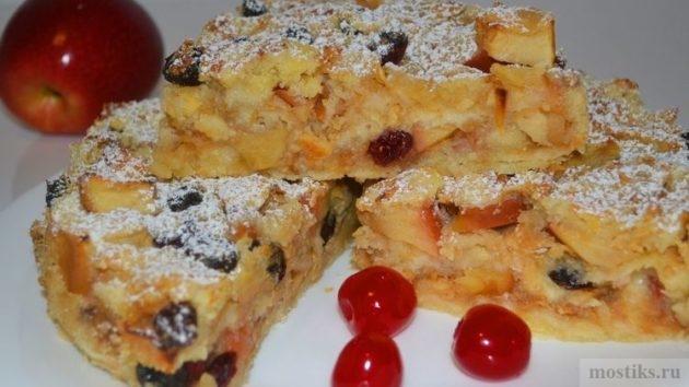 Яблочные чудо-пироги
