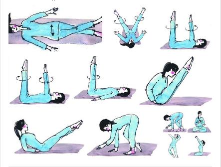 8 простых упражнений для улучшения работы эндокринной системы