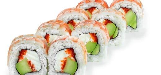 Выгодные акции на суши и роллы в г. Салехард